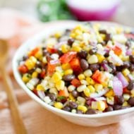 Black Bean Succotash