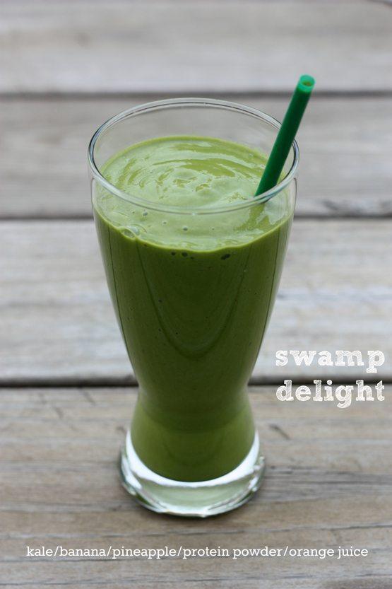 Swamp Delight Smoothie
