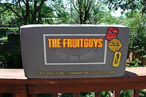 The Fruit Guys TakeHome Pack