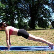 Yoga Pose May – Plank