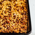 Chocolate Pecan Pumpkin Granola