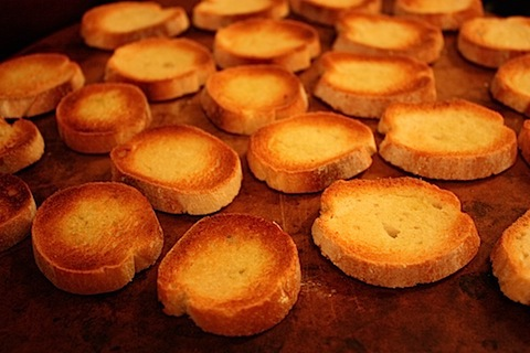 toasted baquette slices.JPG
