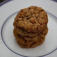 Trail Mix in a Cookie