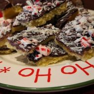 12 Days of Cookies, Day 3: Peppermint and Nog