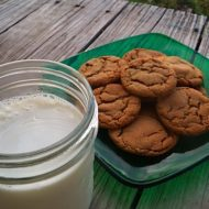 12 Days of Cookies, Day 8: Slow As Molasses