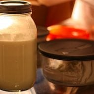 Raw Milk, Yogurt and Whey