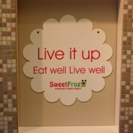Sweet Frog Moves In