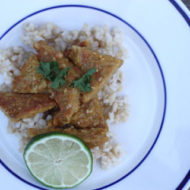 Hold Up & New Favorite Tempeh Recipe