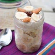 Vegan Overnight Quinoa Cereal