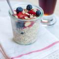 protein overnight oats