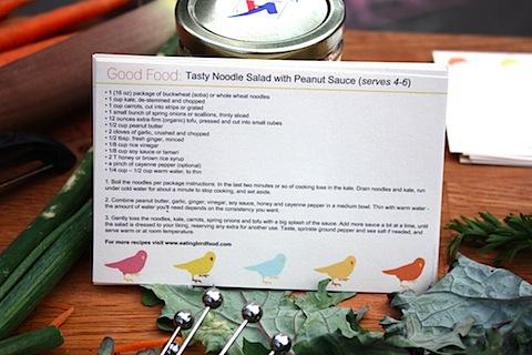 tasty noodle salad with peanut sauce.JPG