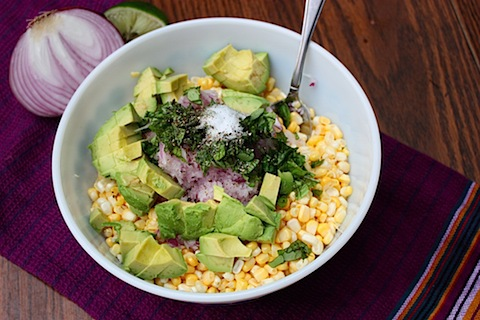 corn and avocado salad1.JPG