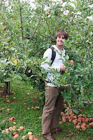 isaac apple picking.JPG
