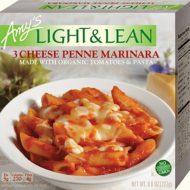 Amy's New Light & Lean Frozen Meals