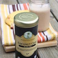 Vanilla Coconut Chai Smoothie