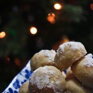 12 Days of Cookies, Day 10: Tangerine Tea Cakes and Blackberry Kolache