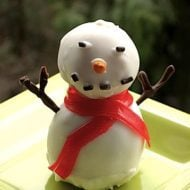 12 Days of Cookies, Day 2: Snowballs and Snowmen