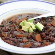 Easy Crock-Pot Black Bean Soup