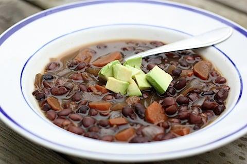 Crock Pot Black Bean Soup Recipes — Dishmaps