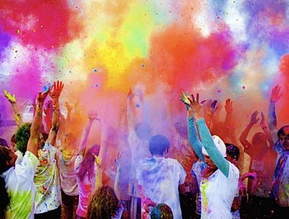 Color Me Rad 5K Comes to Richmond – Giveaway