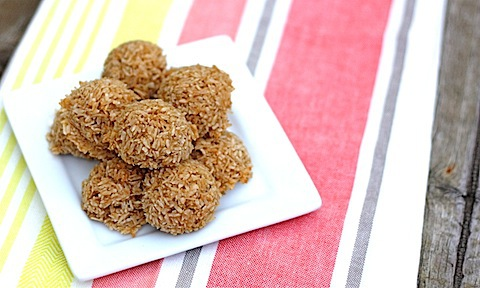 protein macaroons