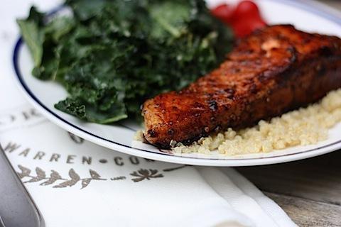clean eating balsamic salmon.JPG