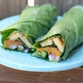 Sweet-Potato-Tempeh-Collard-Wrap