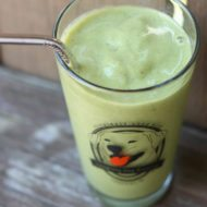 Hooked on Green Smoothies + The Green Elvis