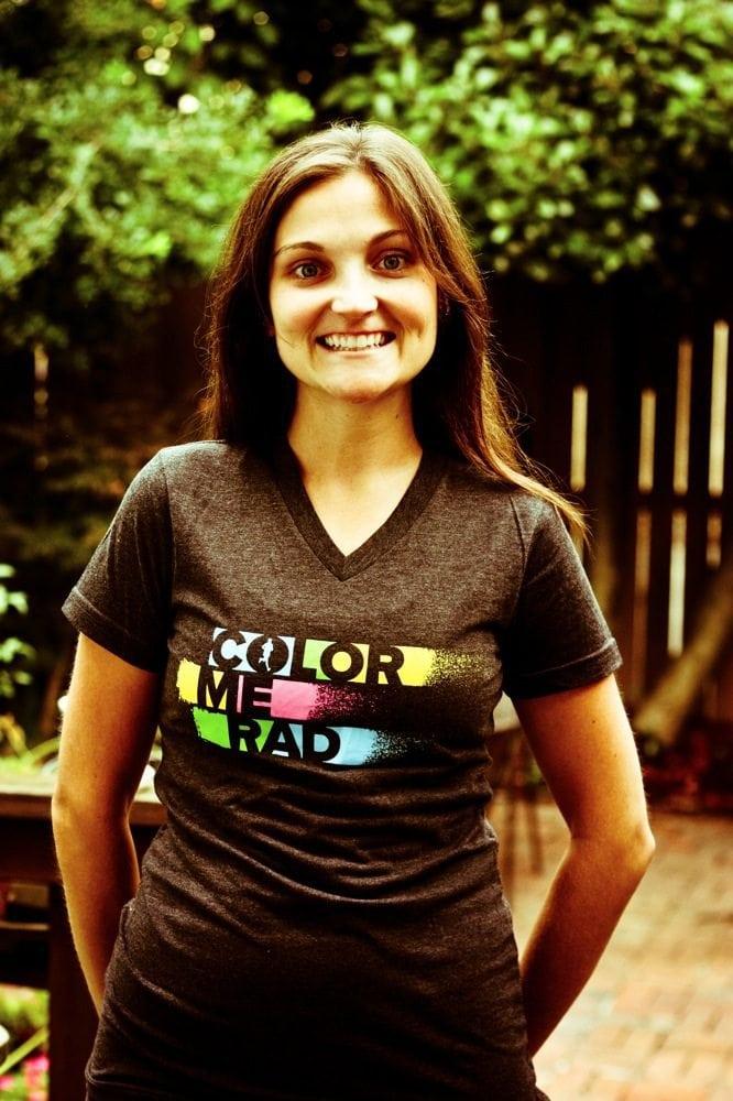 color me rad shirt
