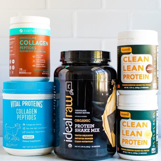 The Best Protein Powder