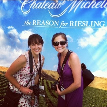 Chateau Ste. Michelle Riesling Tasting and Lots of Beer