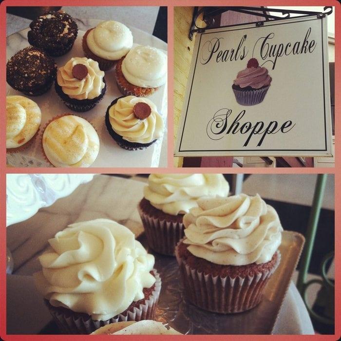 Pearl's Cupcakes