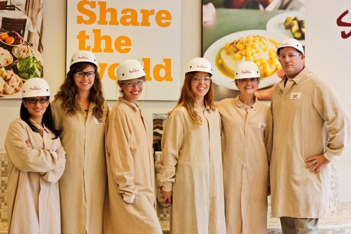 Sabra Hummus Factory Tour