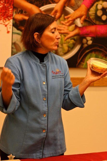 Sabra s head chef