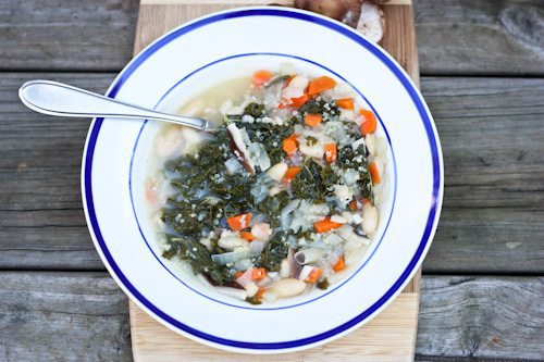 Clean Food Autumn Harvest Soup