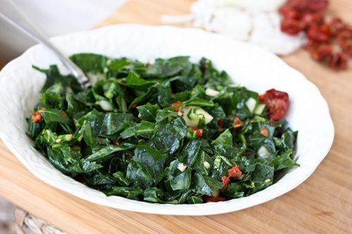 Collard Green Salad1