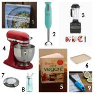 Holiday Gift Guide – EBF Kitchen Favorites