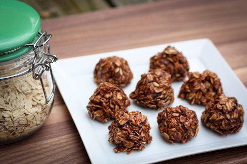 Healthy no bake cookies 3