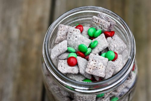 Protein Muddy Buddies