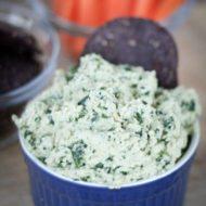 Healthy Super Bowl – Vegan Spinach Dip