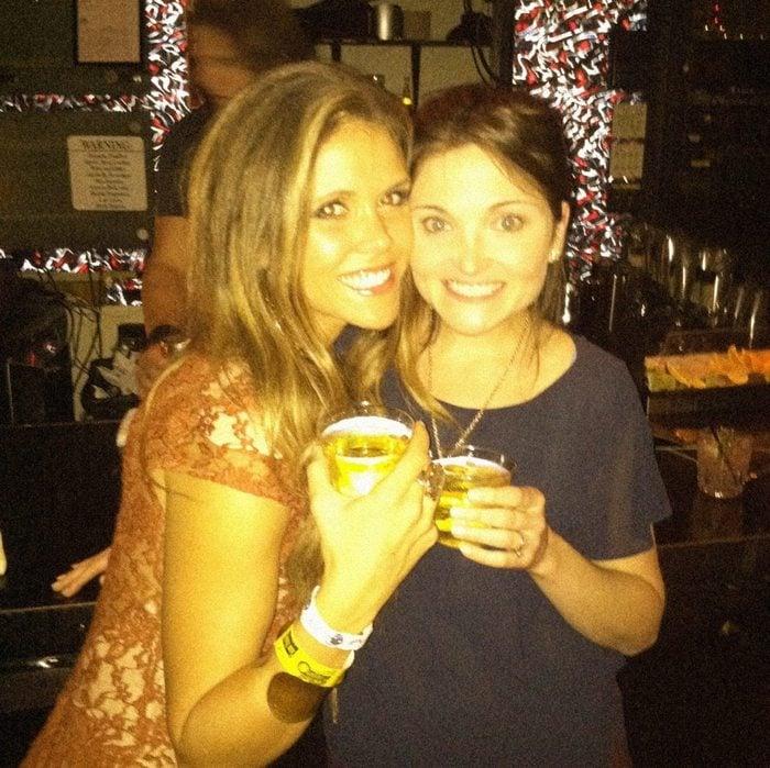 Katrina and I