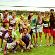 It's Back – Color Me Rad Richmond {Giveaway}