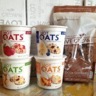 Love Grown Foods HOT OATS {Giveaway}