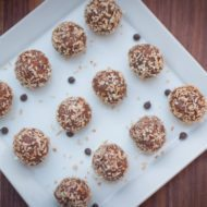 Sinless Samoas – Girl Scout Cookies Made Healthy