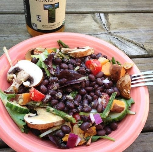 Blackbean salad