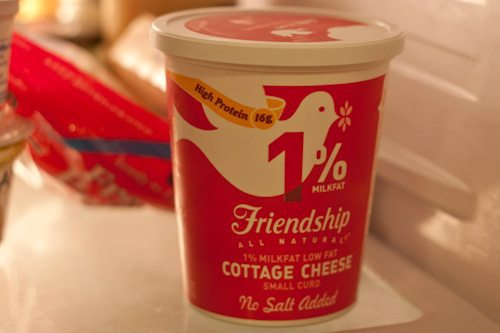 Friendship Cottage Cheese No Salt