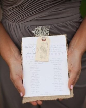 How Hard Can Wedding Programs Possibly Be?