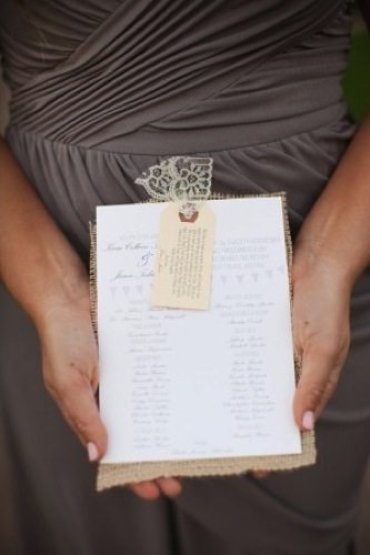 How Hard Can Wedding Programs Possibly Be