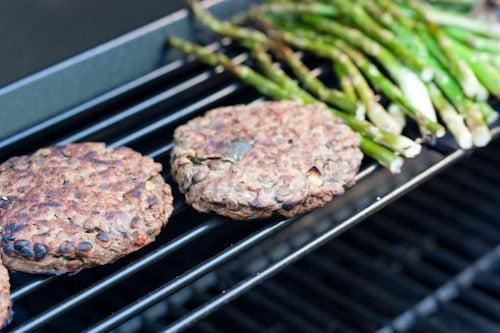 grilling no bull burgers