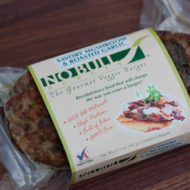 Awesome Veggie Burgers: NoBull Burger Review
